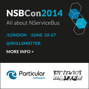 Join us at NSBCon2014 in London!