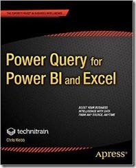 Power Query boek