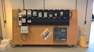 Afbeelding toont diverse meters die door het Fudura platform ondersteunt