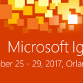 Ignite 2017 - SQL Server 2017 en Power BI Report Server