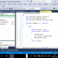 Building Microsoft Q# software for Quantum Computers using VST…