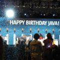 Gefeliciteerd Java, nog vele jaren gewenst!