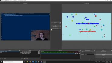 Scene switching met Studio Mode