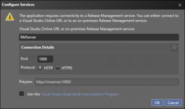 RM Client Configuration