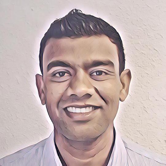 Bekijk profiel van Prajeesh Prathap
