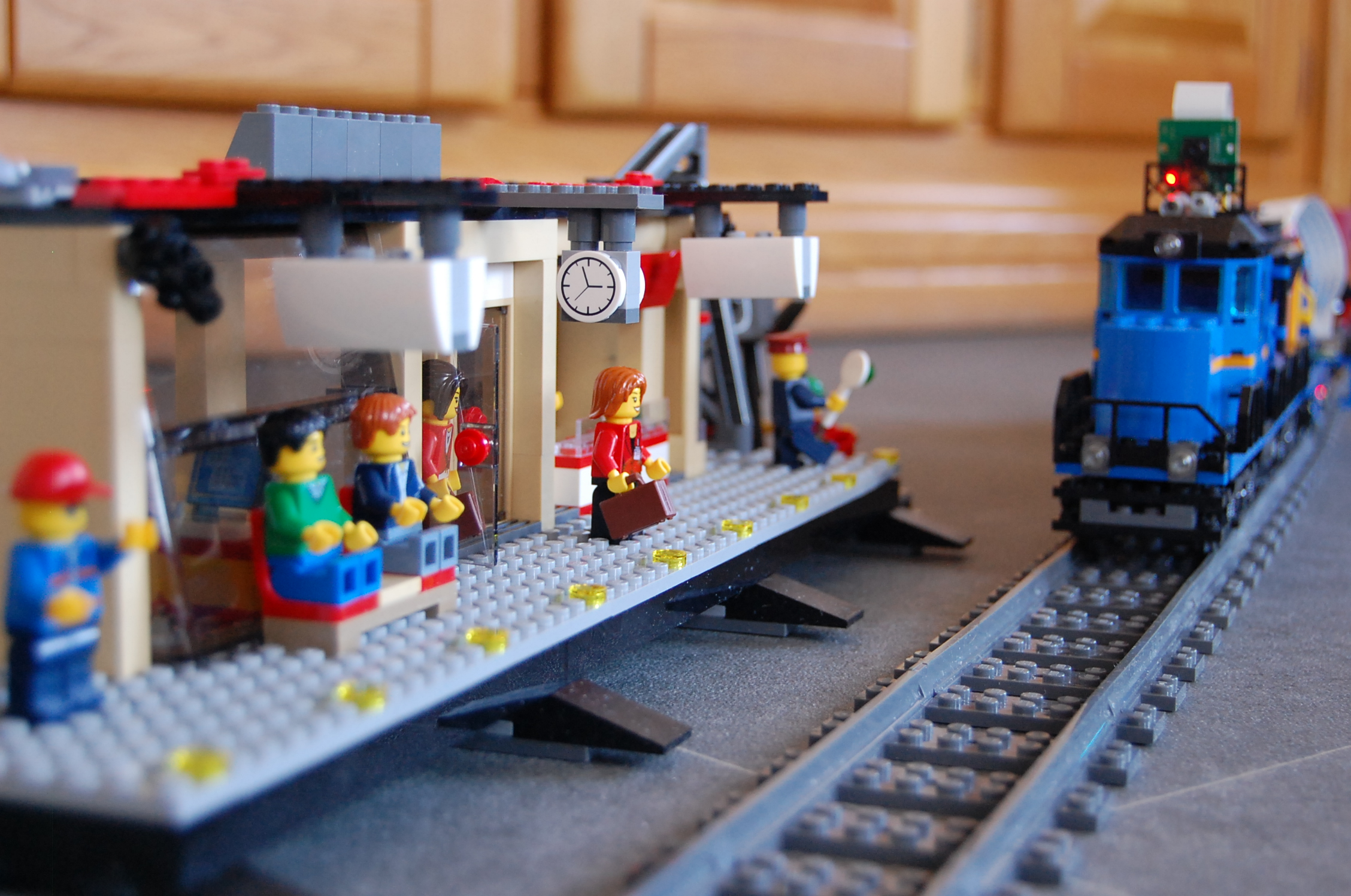 Internet of (Lego) Trains part 3 - Info Support Blog